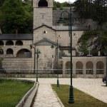 Cetinje monastery — Stock Photo