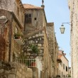 Streets of old Croatia — Stock Photo #11308183