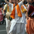 Hare Krishna demonstration — Stock Photo