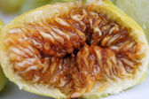 Green figs — Stock Photo