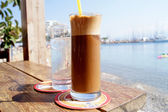 Cold coffee — Stock Photo