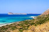 Gramvousa - an island near Crete — Stock Photo