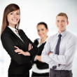 Business group — Stock Photo #11996474