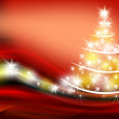 Royalty-Free Stock Photo: Christmas tree illustration