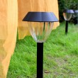 Garden lamp - Stock Photo
