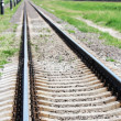 Railway - Stockfoto
