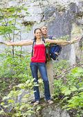 Milující pár — Stock fotografie