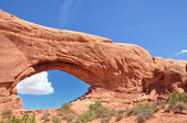 Window in Arches Park — Stock Photo