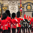 Stock Photo: Royal Guards