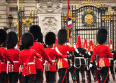 Royal Guards — Stock Photo