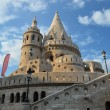 Fishermans Bastion - Stock Photo