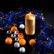 Stock Photo: Newyear decorations