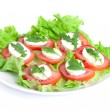 Caprese salad — Stock Photo #11417805