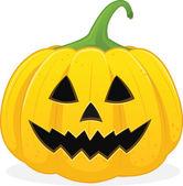 Halloween jackolanten — Stock Photo