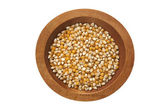 Maize bowl — Stock Photo