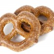 Sugar pretzels - Stock Photo