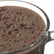 A cup of chocolate drink — Stock Photo