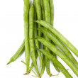 Green string beans — Stockfoto