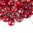 Stock Photo: Sweet red cherries