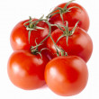 Red tomatoes — Stock Photo #12196193