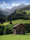 Beautiful mountains — Stock Photo
