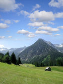 Lechtal Alps — Stock Photo