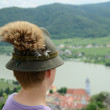 Bavarian hat — Stock Photo