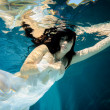 Are cloth watergirl — Stock Photo #11338233