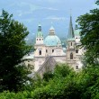 Постер, плакат: Cathedrals of Salzburg