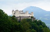 Castle Salzburg — Stock Photo