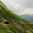 Stock Photo: Panorama Transfagarasan