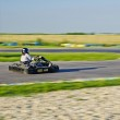 Kart racer — Stock Photo #11407788