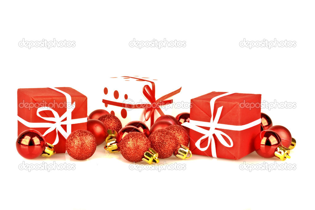 Christmas decoration — Stock Photo #11379384
