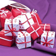 Christmas presents — Stock Photo #11387483