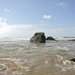 Atlantic ocean in Portugal — Stock Photo #11459878