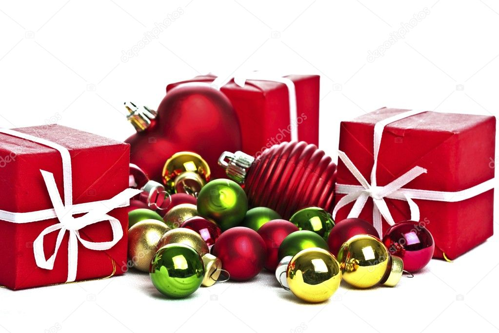 Christmas decoration — Stock Photo #11456600