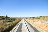 Highway A22 in the Algarve Portugal — Stock Photo