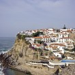 Azenhas do Mar in Portugal — Stock Photo