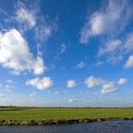 Typical dutch landscape — Stock Photo #11516000