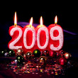 Stock Photo: Happy 2009!