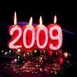 Happy 2009! — Stock Photo