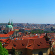 Big Prague panorama — Stock Photo