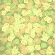 Seamless autumn texture — ストックベクタ