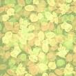 nahtlose Herbst Textur — Stockvektor