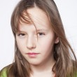 Portrait of a girl — Stock Photo