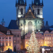 Prague christmas market — Stock Photo #11155716
