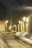 冬のプラハ — ストック写真