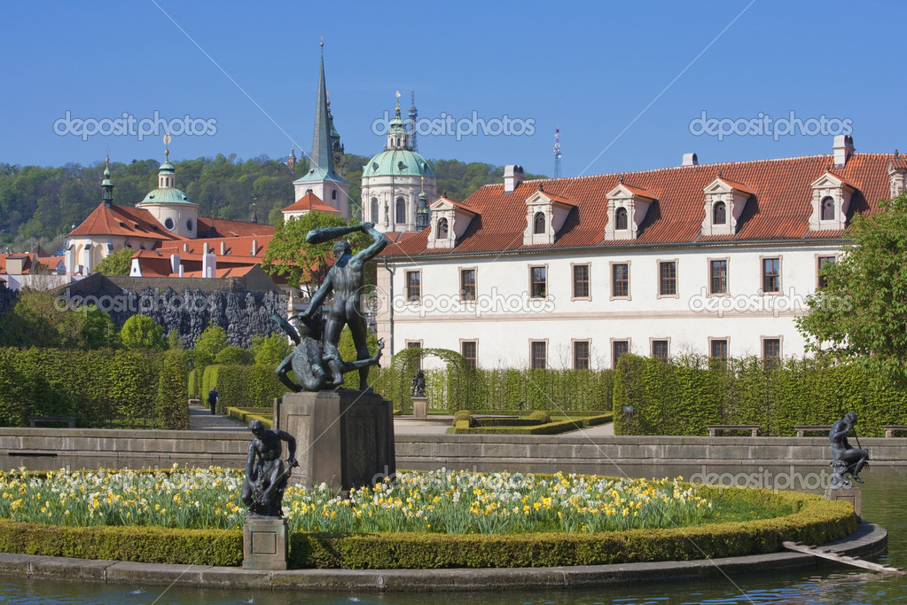 Prague jardin wallenstein photo 11215369 for Jardines wallenstein