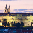 Prague hradcany castle - Stock Photo