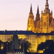 Prague - hradcany castle — Stock Photo #11276866